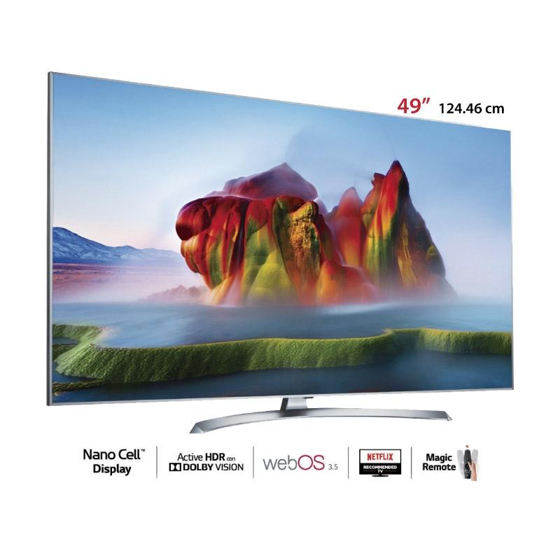 "LG TELEVISOR SMART UHD 49UJ7500 49"""