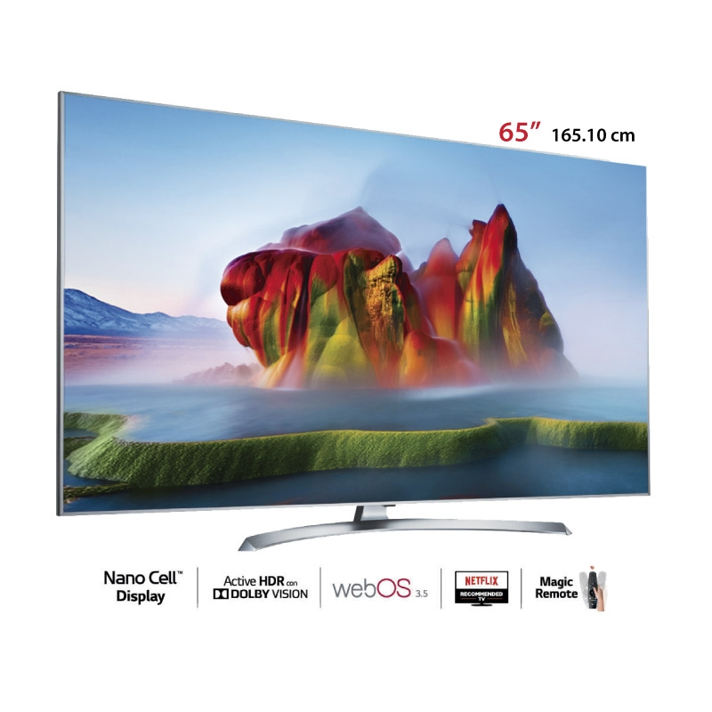 "LG TELEVISOR SMART UHD 65UJ7500 65"""
