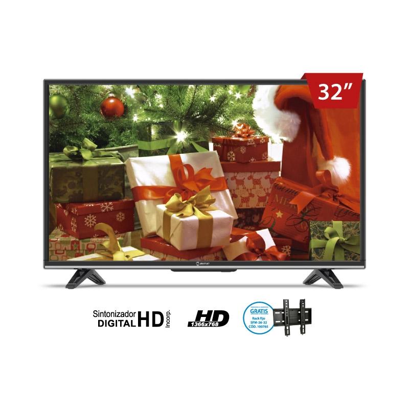"MIRAY TELEVISOR HD LEDM 326IS 32"""