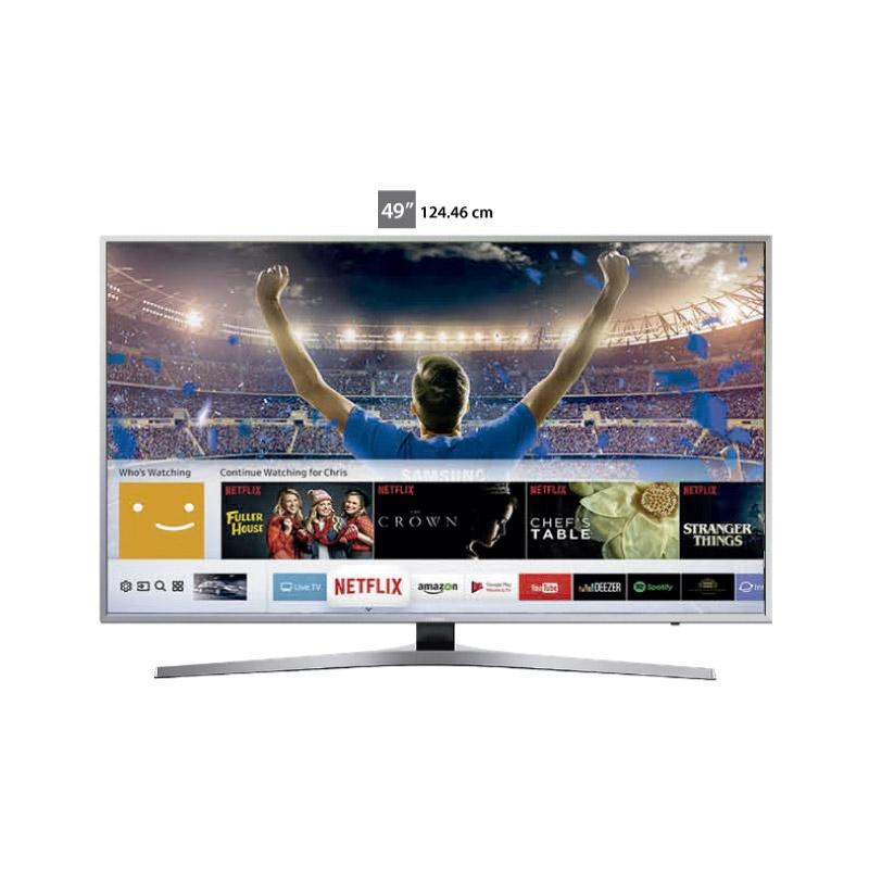 """SAMSUNG TELEVISOR UHD 4K UN49MU6400 49"""""""