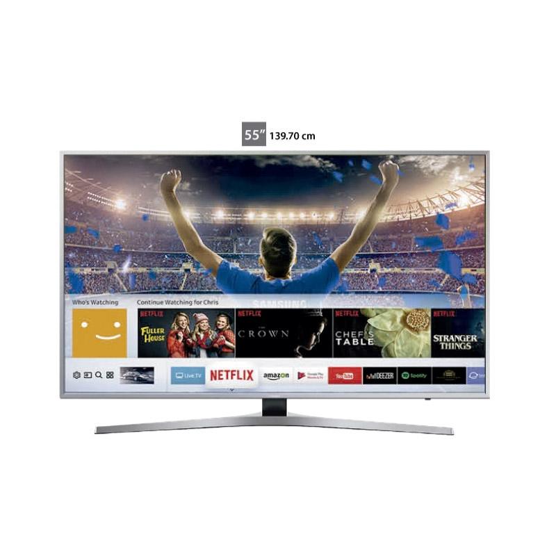"""SAMSUNG TELEVISOR UHD 4K UN55MU6400 55"""""""