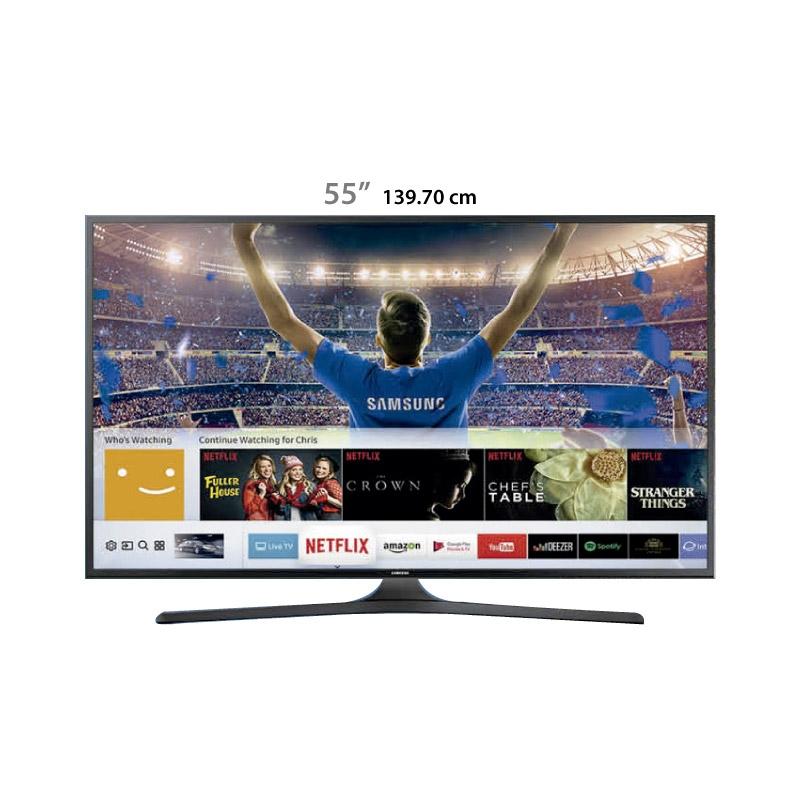 """SAMSUNG TELEVISOR UHD UN55MU6103 55"""""""