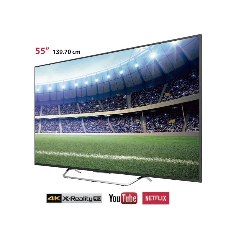 "SONY TELEVISOR 4K KDL 55X706E 55"""