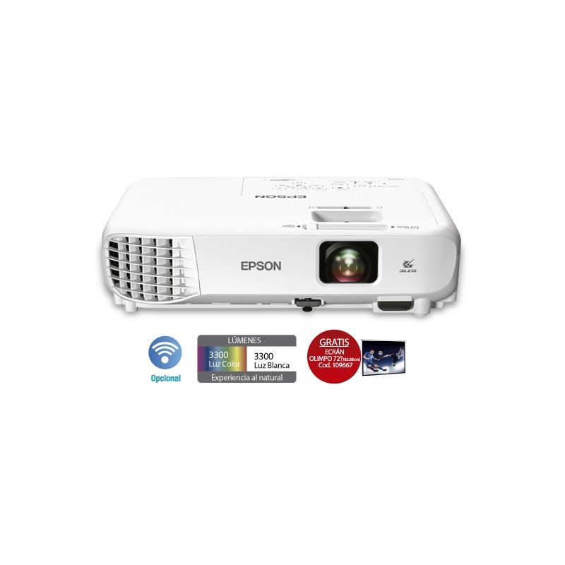 EPSON VIDEO PROYECTOR HOME CIMENA 760 HD