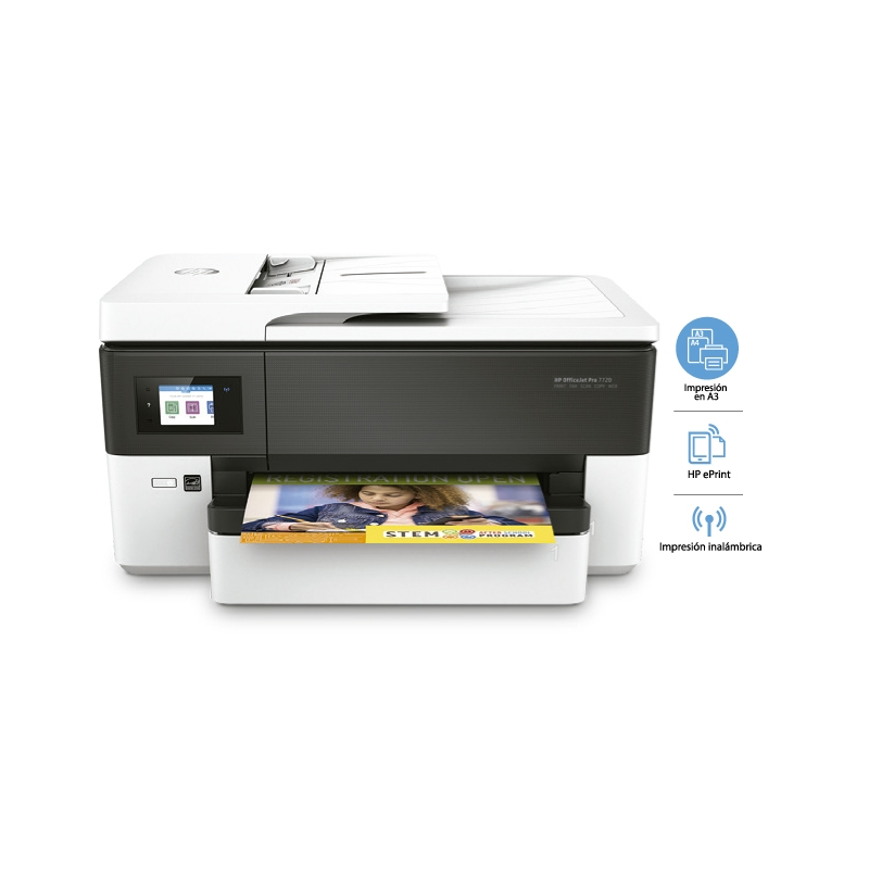 HP IMPRESORA ALL IN ONCE OFFICETJET PRO 7720