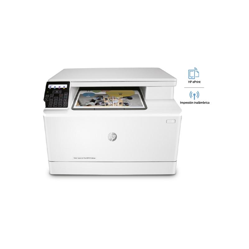 HP IMPRESORA MULTIFUNCIONAL COLOR LAZER JET PRO M180NW