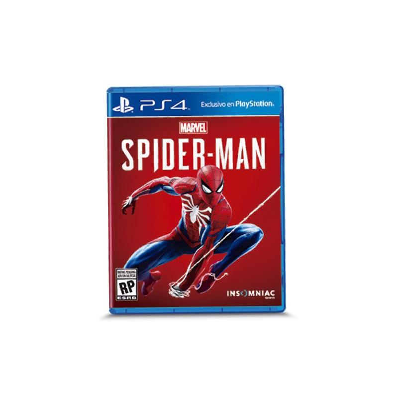 PS4 VIDEO JUEGO SIPDER MAN