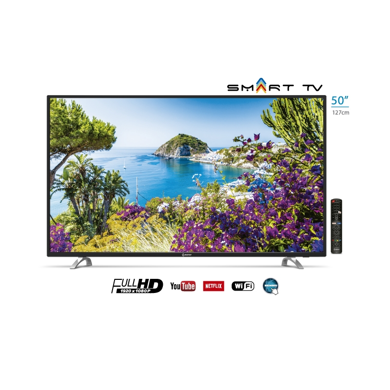 MIRAY TELEVISOR SMART FULL HD LEDM 50NIP