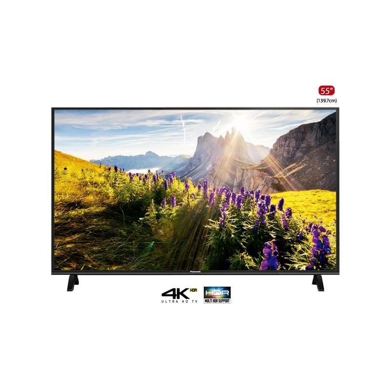 PANASONIC TELEVISOR 4K HDR 55FX600 55