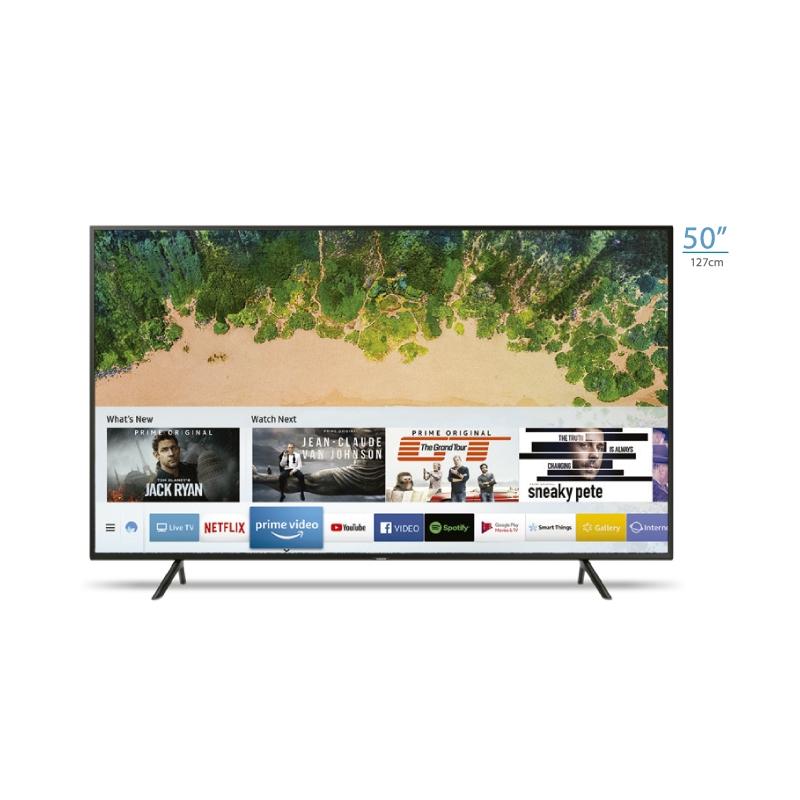 "SAMSUNG TELEVISOR 4K UHD UN50NU7100 50"""