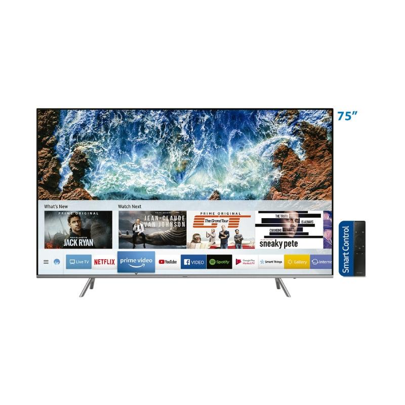 SAMSUNG TELEVISOR 4K UHD UN75MU7100