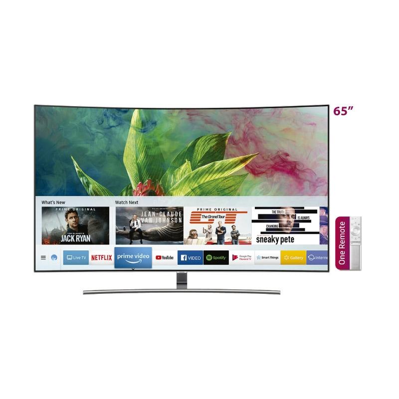 SAMSUNG TELEVISOR QLED TV QN65Q8CNA