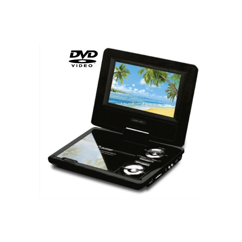 MIRAY REPRODUCTOR DVD PORTATIL DVPM 116TV