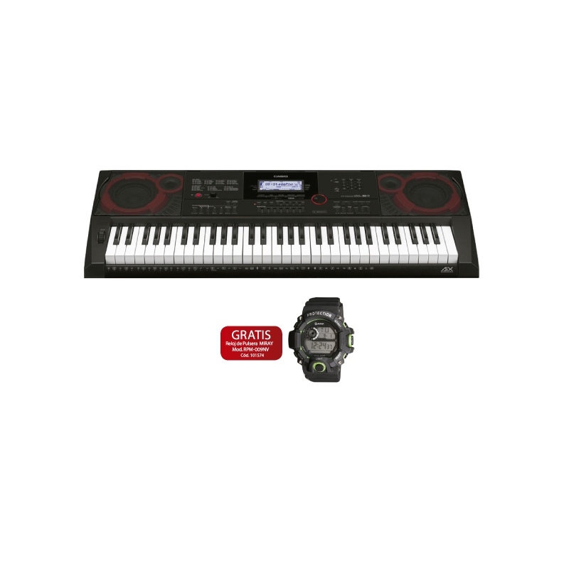 CASIO ORGANO ELECTRONICO CT X3000