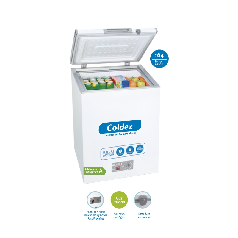 COLDEX CONGELADORA CH 05