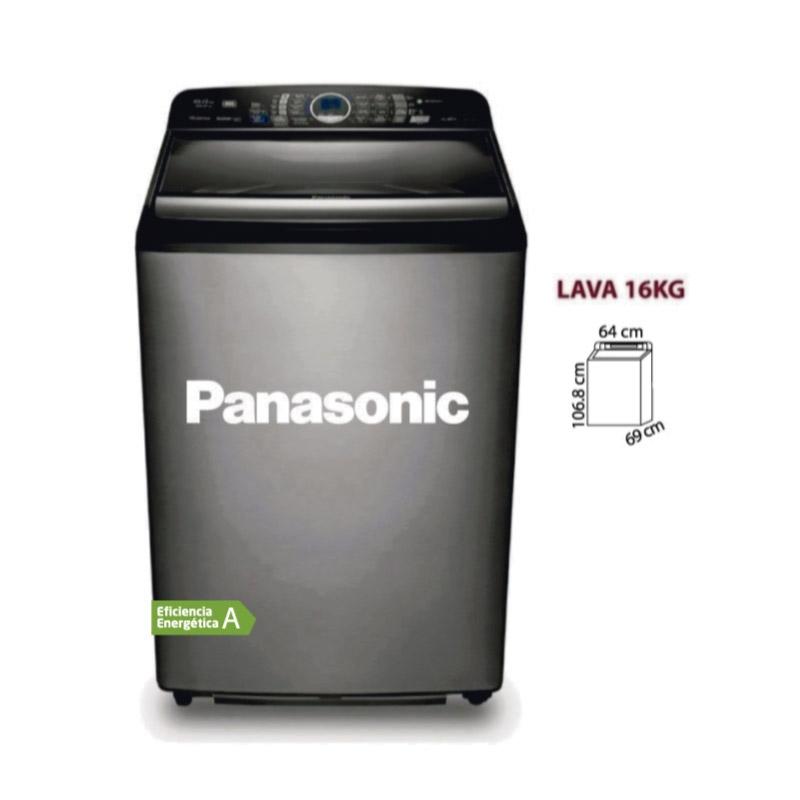 PANASONIC LAVADORA NAFS16P6SRH