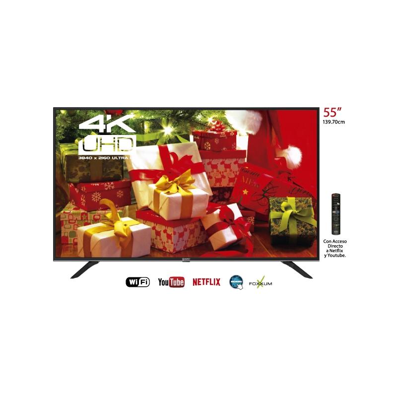 MIRAY TELEVISOR 4K UHD LEDM4K 554NIP