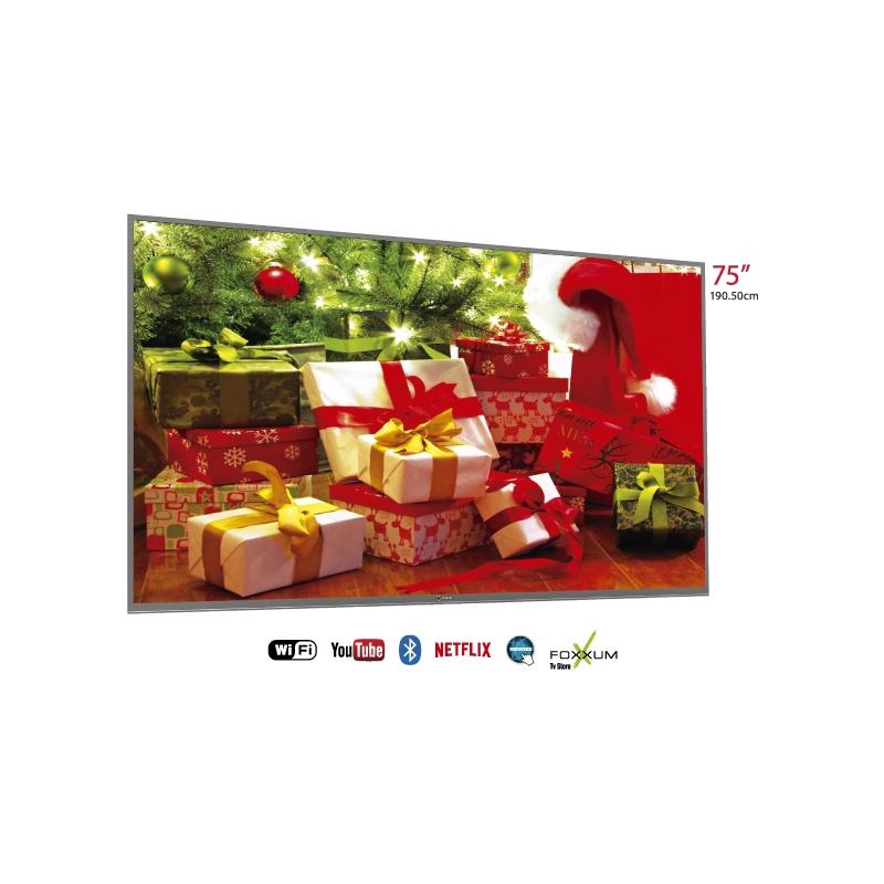 MIRAY TELEVISOR UHD 4K LEDM4K 75NIP