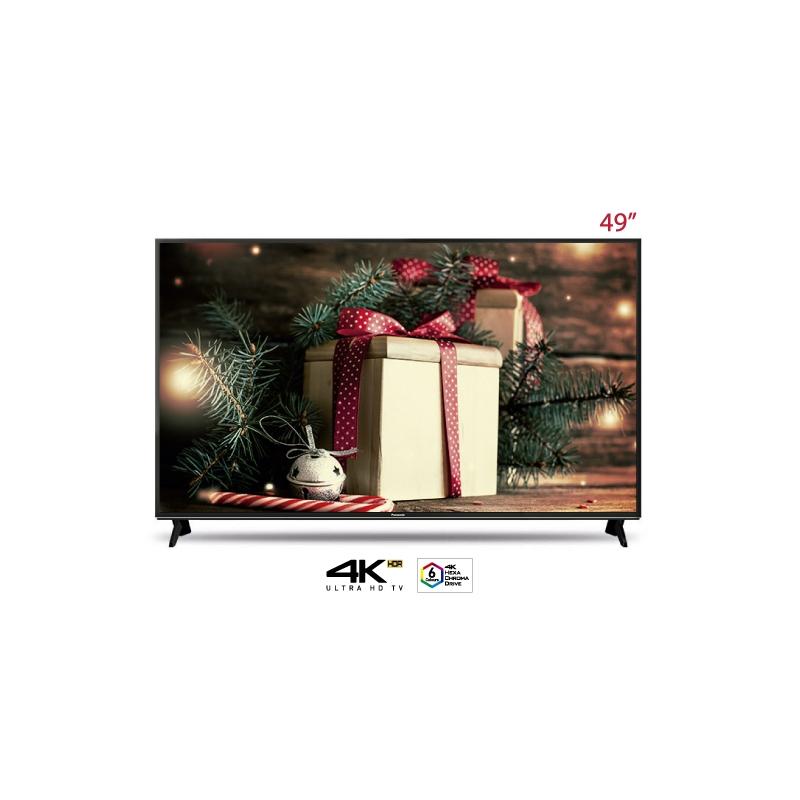 PANASONIC TELEVISOR 4k HDR FX600 49