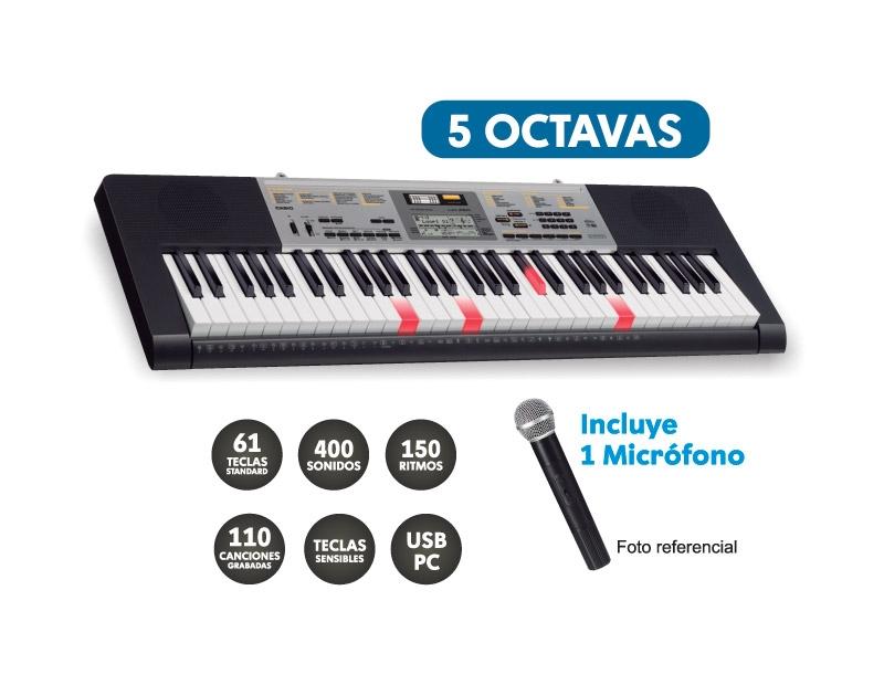 f6a44f89c7fe Casio órgano Electrónico Lk-260