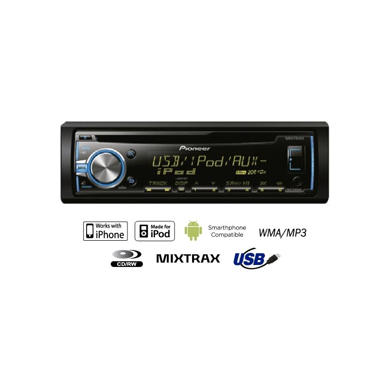 PIONEER AUTO RADIO DEH X3850UI