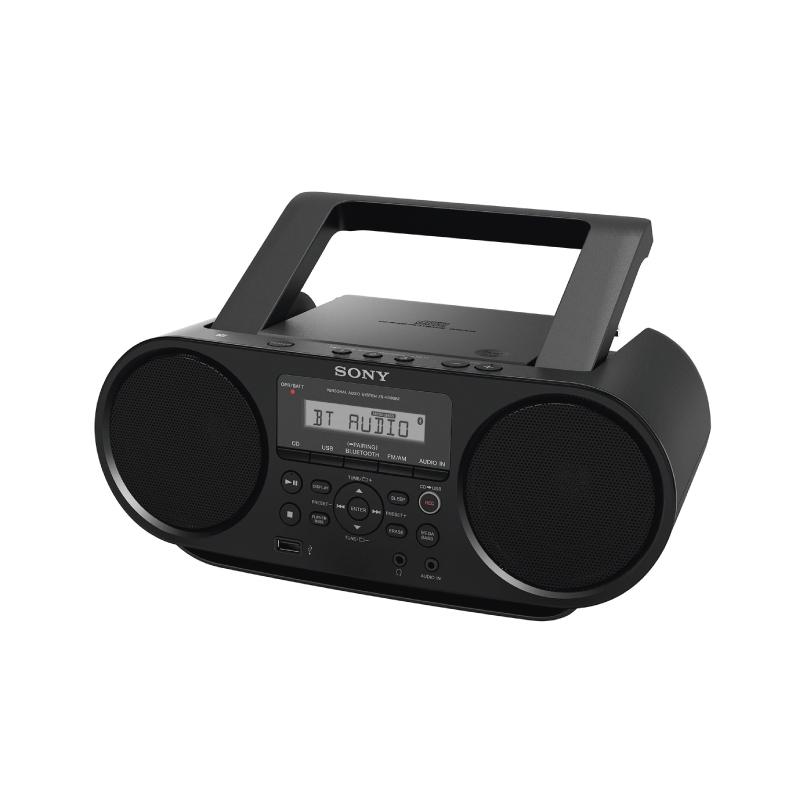 SONY RADIO ZS RS60BTV
