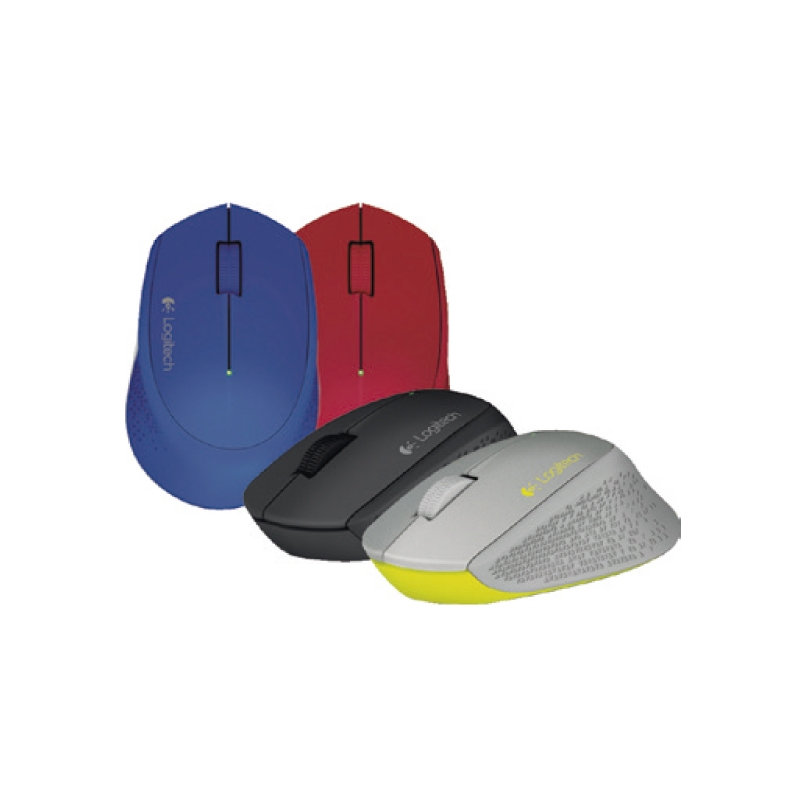 LOGITECH MOUSE OPTICO M280