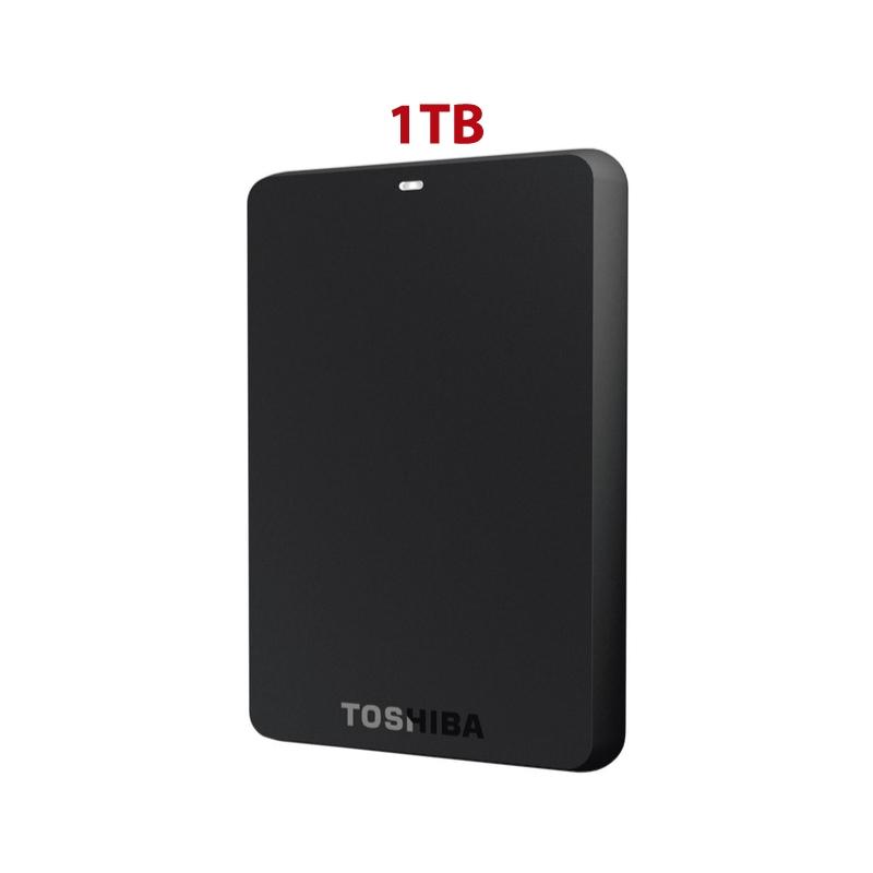 TOSHIBA DISCO DURO EXTERNO HDTB310XK3AA 1TB