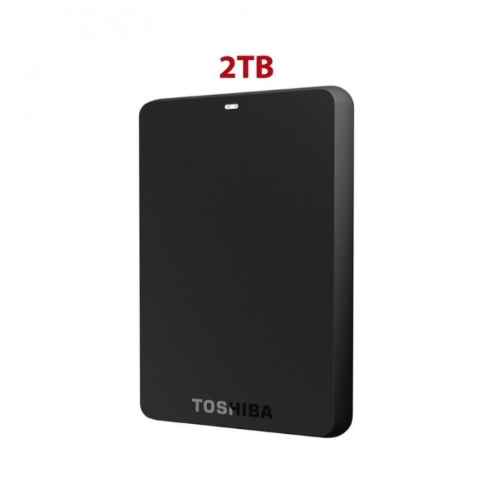 TOSHIBA DISCO DURO EXTERNO CANVIO BASICOS HDTB320XK3CA 2TB