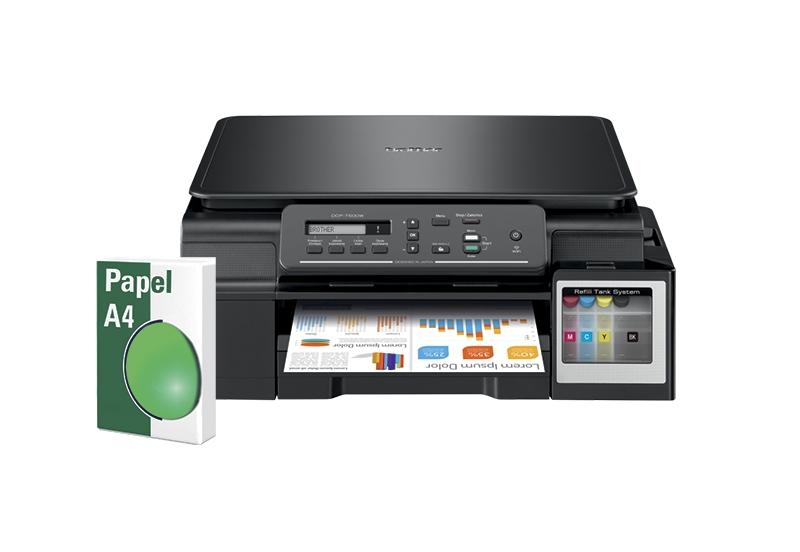 brother impresora dcp t500w tecnologia importaciones hiraoka s a c