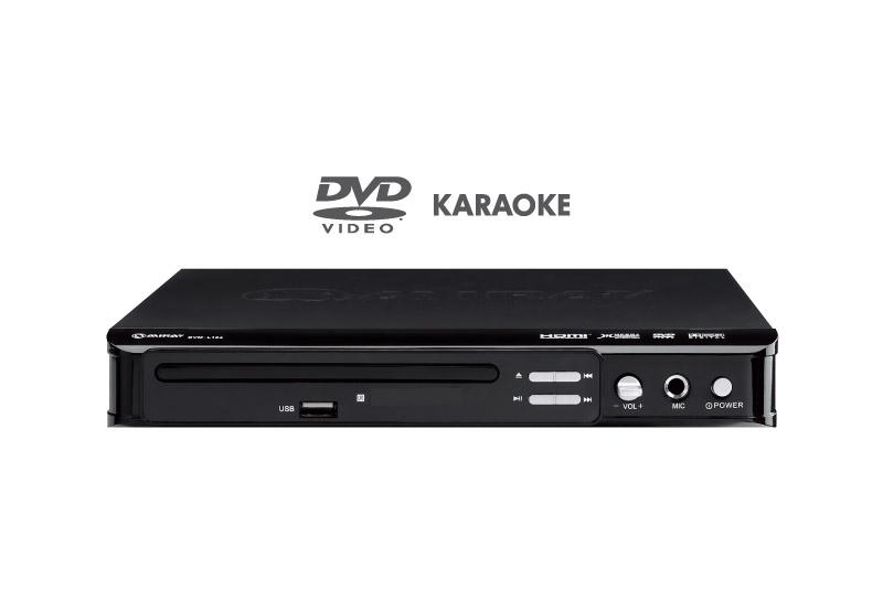 MIRAY REPRODUCTOR DE DVD DVM L124