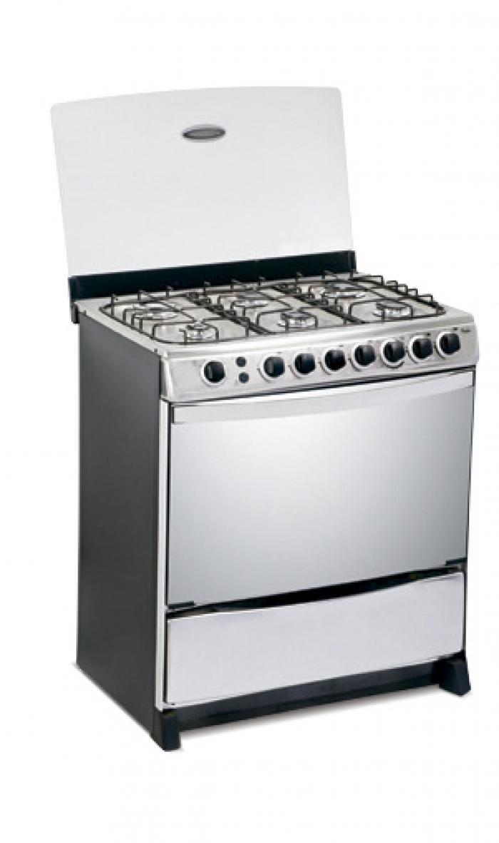 Cocina whirlpool weg80pctg3 connect linea blanca oechsle for Encendido electronico cocina whirlpool