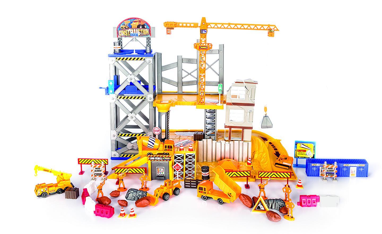 PLAYSET ZONA DE CONSTRUCCIÓN
