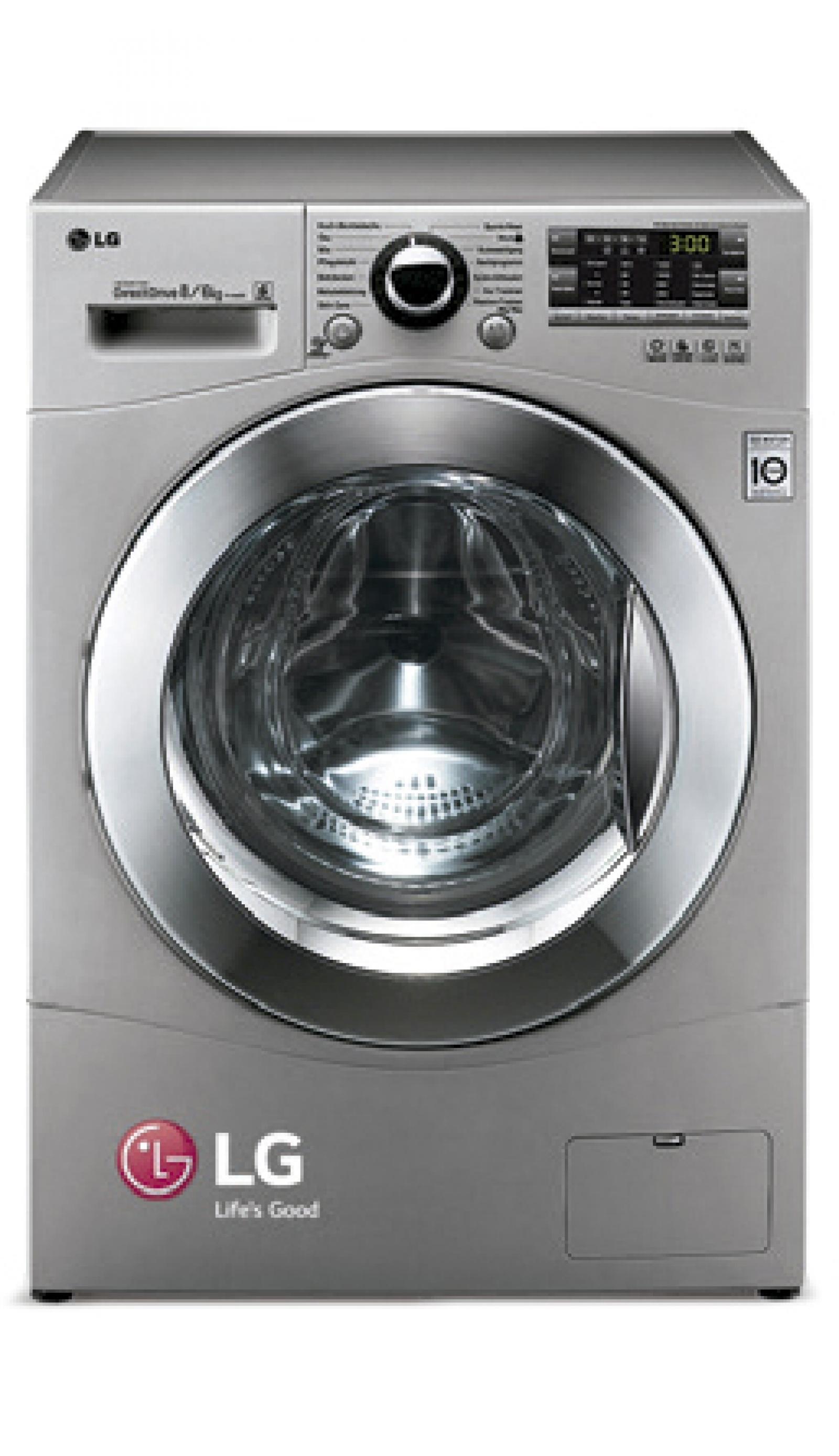 Lavadora secadora lg fwd1106 connect linea blanca - Lavadoras mejores marcas ...