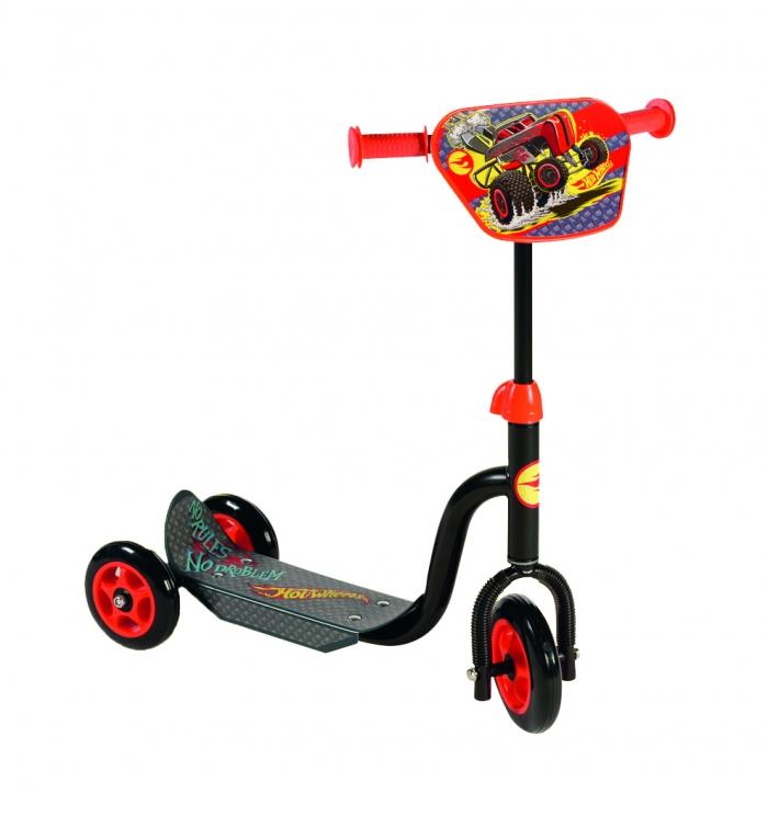 HOT WHEELS TRISCOOTER